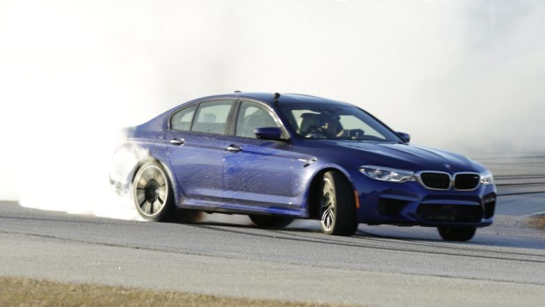 BMW M5 Creates a Guinness World Record For Longest Vehicle Drift of 8 Hours