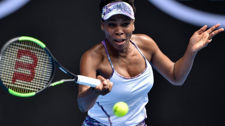 Venus Williams charges into Indian Wells quarters