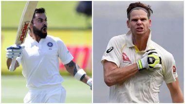 Tale of Two Skippers: Virat Kohli Soars, Steve Smith Plummets