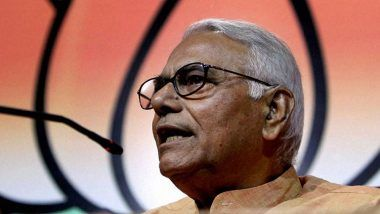 Yashwant Sinha Takes Jibe at Narendra Modi, Says 'I am Dalit Like Sitaram Kesri, Why PM is Unfair to Me'