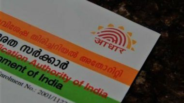 Aadhaar Card for NRIs: Nirmala Sitharaman in Her Budget 2019 Speech Proposes to Ease 180 Days Waiting Period