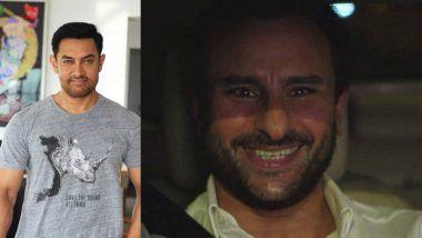 Saif Ali Khan's Kaalakaandi Gets A Positive Review From His Dil Chahta hai Co-star Aamir Khan