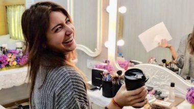 Anushka Sharma Resumes Shooting For Shah Rukh Khan Starrer 'Zero' Post Wedding with Virat Kohli, Gets Floral Welcome