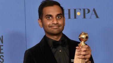 Golden Globes 2018: Aziz Ansari Is First Indian-American To Bag Best Actor Award in TV Series