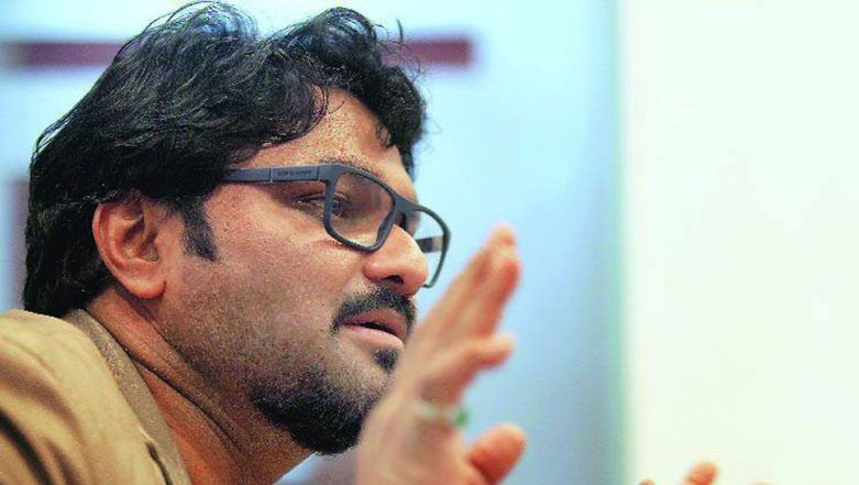 BJP MP Babul Supriyo to Face FIR For Trespassing Into Asansol Polling Booth: Election Commission