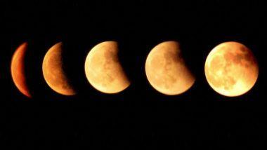 Lunar Eclipse 2018 in India Timings: Time-Table of Total Lunar Eclipse in Various Cities on 31st January