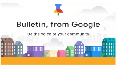 Google Launches New App Bulletin for Sharing Local News and Stories
