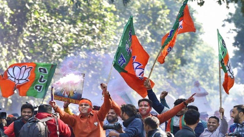 BJP 20th List of Candidates for Lok Sabha Elections 2019 Out: Union Minister Chaudhary Birender Singh's Son Brijendra Singh to Contest From Haryana's Hisar; Check Constituency-Wise Names Here