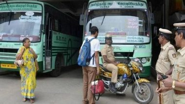 Bus Strike Hits Tamil Nadu: Failure of Wage Revision & Pending Dues of State Transport Workers' Spark Protest