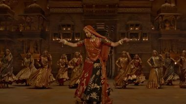 Padmaavat; San Francisco Bay Families Book the Entire Theatre and Dance on Ghoomar Song Dressed in Rani Padmavati-like Attire
