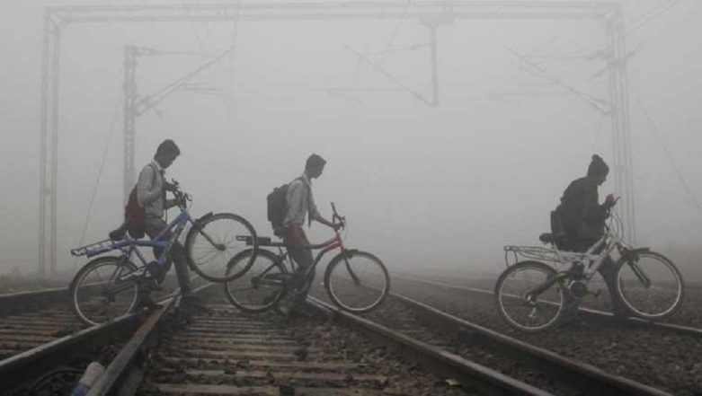 Delhi Shivers Under Cold Wave, Flight Operations Continue As Per Schedule As Visibility Improves