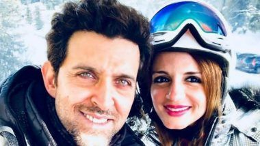Sussanne Khan's Birthday Post For Ex-Husband Hrithik Roshan Is Too Beautiful For Words