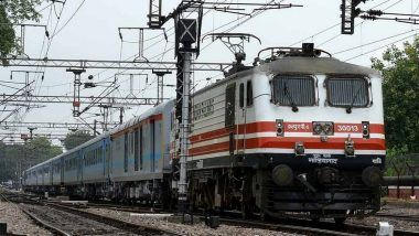 Indian Railways to Resume Train Services in Jammu and Kashmir for First Time After Bifurcation of the State Into Two UTs