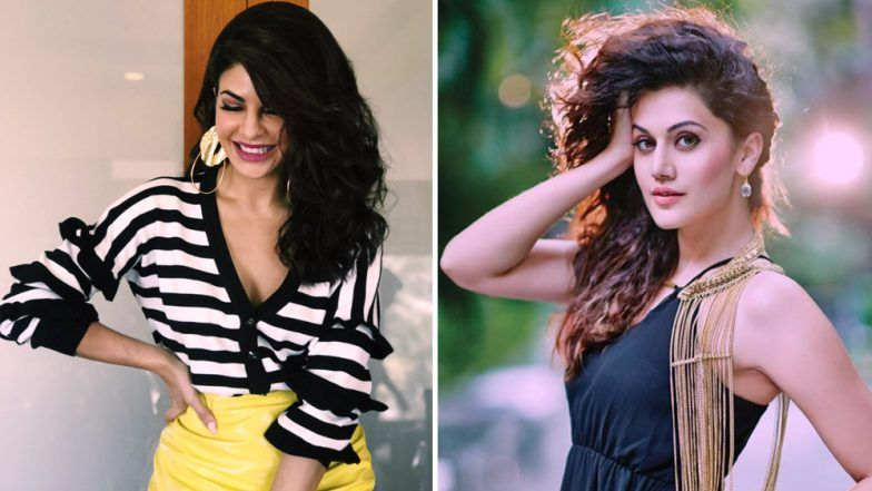 Tapsee Pannu won't work with Jacqueline Fernandez anymore? Find the truth here!