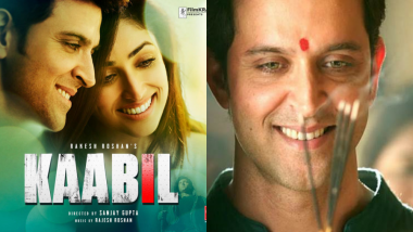 Kaabil China Box Office Collection: Hrithik Roshan and Yami Gautam Starrer Rakes in Rs 29.24 Crore, Continues to Struggle at the Ticket Windows