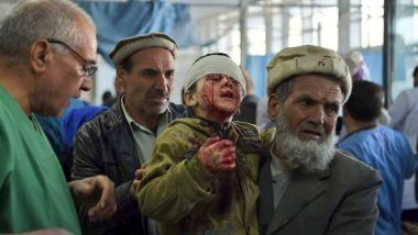 Kabul Bomb Attack: Ambulance Suicide Bombing Kills 95, Wounds 158 in Afghanistan's Capital