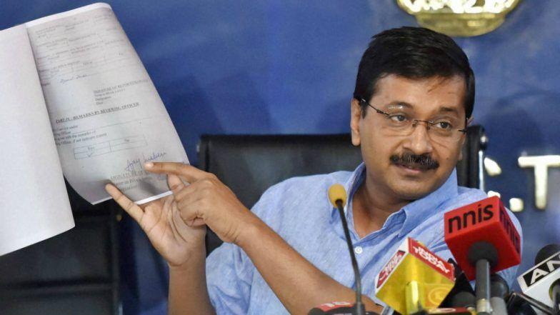 Delhi CM Arvind Kejriwal Blames Modi's Vendetta Politics For IT Raids on Yogendra Yadav's's Kin