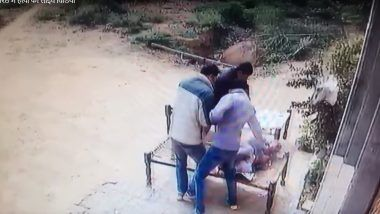 Horrifying Video from Meerut: Mother and Son Shot Dead in Their House Caught on Camera