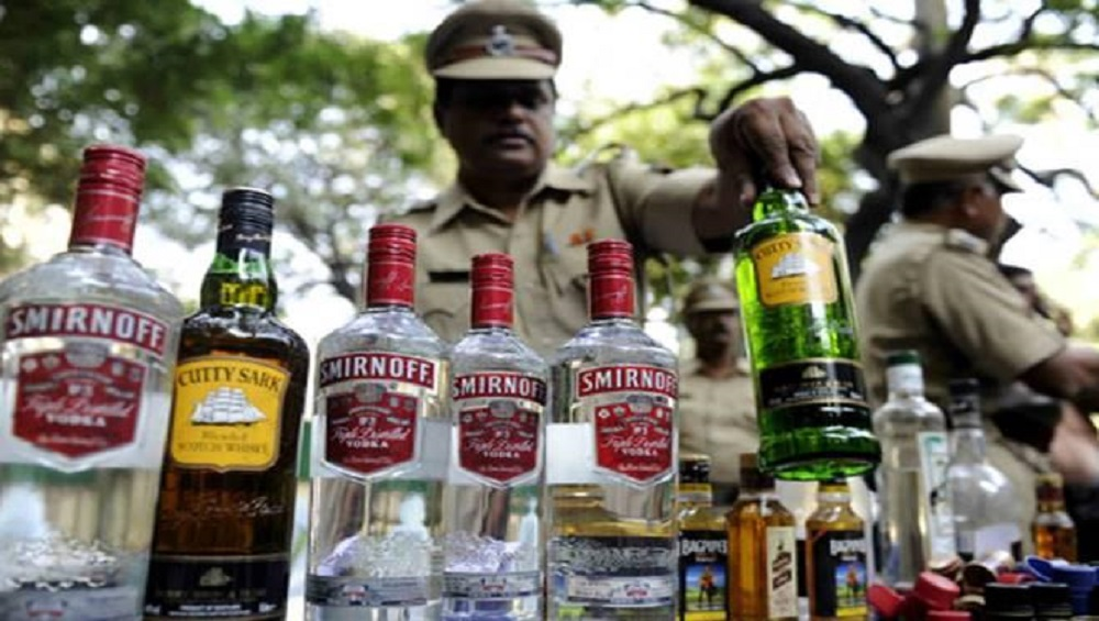 New Liquor Policy: Youth Congress, ABVP Make Common Cause Against BJP Govt's New Excise Policy in Himachal Pradesh