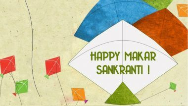 Happy Makar Sankranti 2018: Best WhatsApp Sankranti Wishes, GIF Image Messages, SMS & Facebook Quotes to Wish on Kite Festival