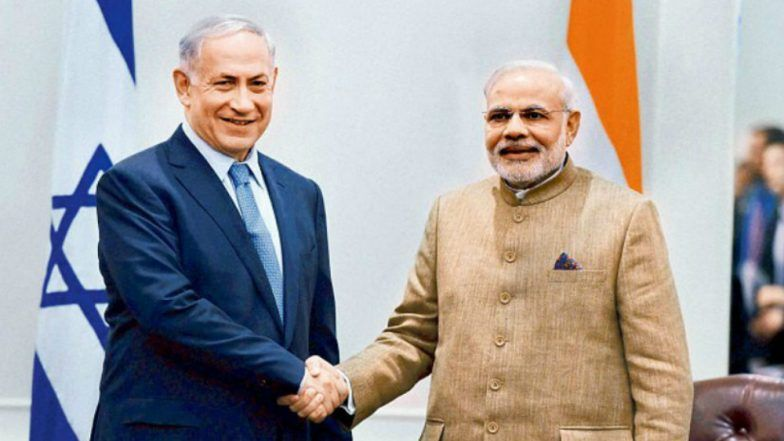 Israel PM Benjamin Netanyahu Thanks Narendra Modi for India's Vote Against Palestinian Group