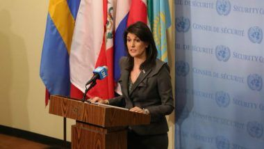 Pakistan Continues to Harbour Terrorists, US Should Not Give It Even One Dollar: Nikki Haley