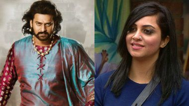 Arshi Khan Signs Her First Film With Baahubali Star Prabhas?