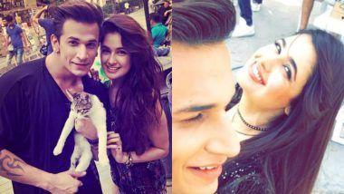 Video Alert! Ex-Bigg Boss Contestants Prince Narula And Yuvika Chaudhary Get Secretly Engaged?