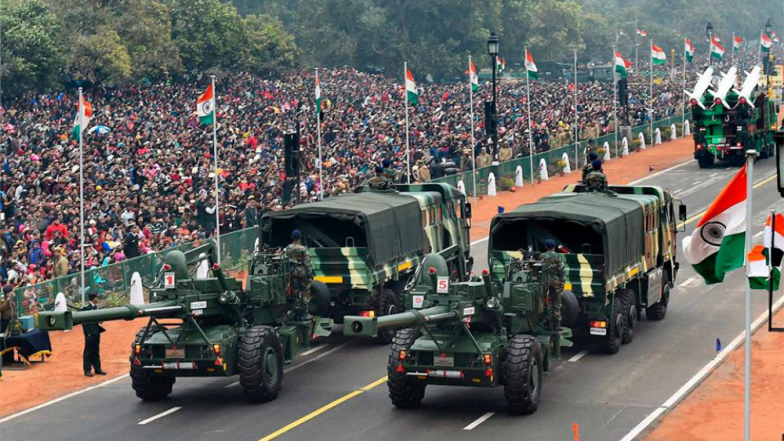 Republic Day 2020: From PM Modi's Visit to National War Memorial to CRPF Women Bike Riders, India to Display Many Firsts During R-Day Celebrations