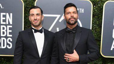 Ricky Martin Announces His Marriage With Boyfriend Jwan Yosef