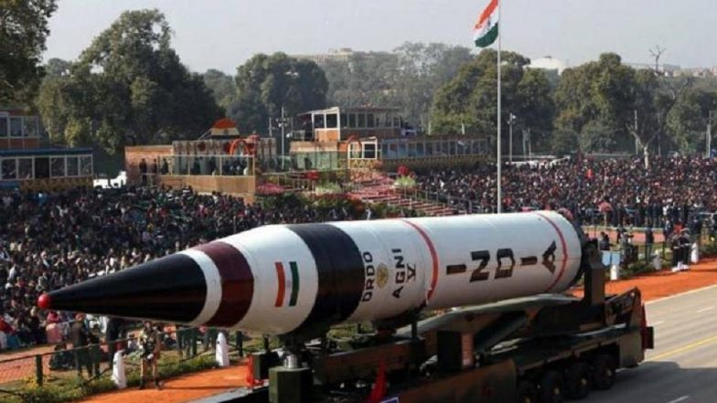 Agni-V Missile to Expand Its Nuclear Strike Range, Aims to Cover China & Rest of Asian Countries