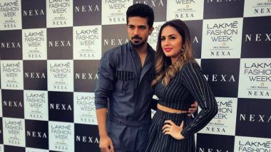 Lakme Fashion Week 2018 Day 1: Huma Qureshi and Saqib Saleem Give a Trendy Twist to the Formal Wears at the Style Event