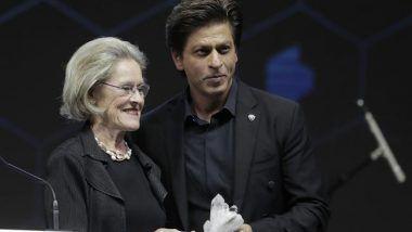 Shah Rukh Khan's Full Speech at World Economic Forum, Davos: Superstar Wins 24th Crystal Award for Humanitarian Work