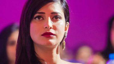 Shruti Haasan to have break-up song in her debut EP
