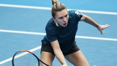 Simona Halep Pulls Out of US Open 2018, World No 1 Withdraws from Event Due to Tendon Injury