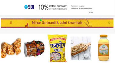 Snapdeal Announces Lohri-Sankranti Online Store to Offer a Wide Range of Festive Clothes, Decor and Hawan Essentials