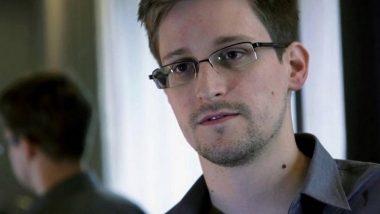 Aadhaar 'an Improper Gate to Service', Says Edward Snowden