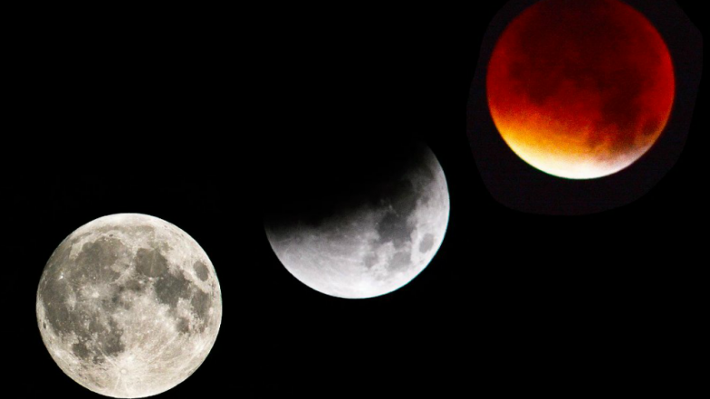 Lunar Eclipse 2018 Live Streaming: Where to Watch The Century's Longest Lunar Eclipse