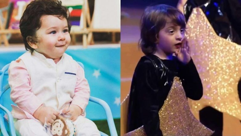 Taimur Ali Khan to AbRam Khan, 7 Star Kids We Can't Wait to See More in 2018!