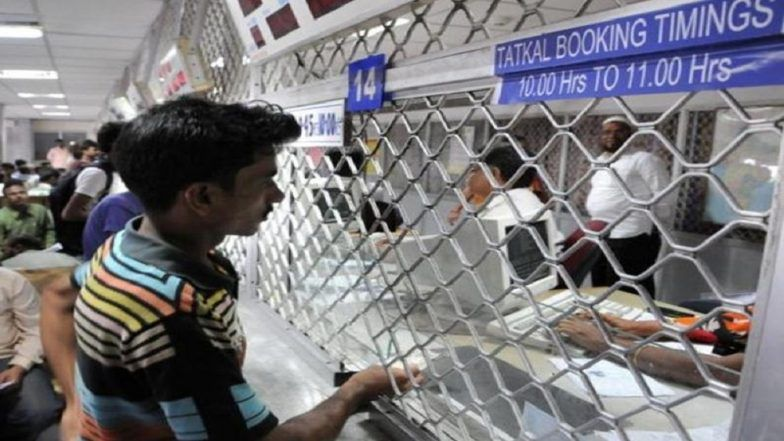 Indian Railways allows passengers to transfer their confirmed tickets to other travellers