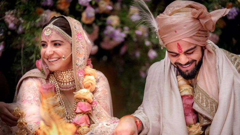 Did You Know Virat Kohli and Anushka Sharma Gave Fake Names to The Caterers While Planning Their Wedding?