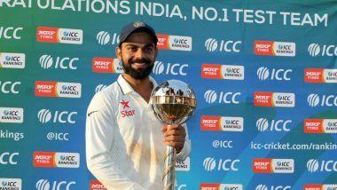 Virat Kohli-led India Retain ICC Test Championship Mace Post Defeating South Africa in Third Test