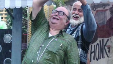 102 Not Out Teaser: Amitabh Bachchan and Rishi Kapoor Look So Adorable as Father-Son Duo