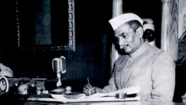 Remembering Dr. Rajendra Prasad On 55th Death Anniversary, India's First And Longest Serving President Who Was Also A Gold Medallist in Law