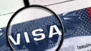 Visa Restrictions Lifted: Indian Govt Restores All Visas, Except Electronic, Tourist and Medical Categories After 8 Months Amid COVID-19 Pandemic