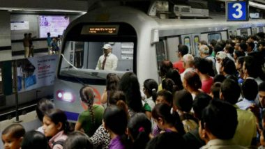 Delhi Metro Services Disrupted After Commuter Jumps on Red Line Track