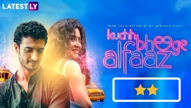 Kuchh Bheege Alfaaz movie review: Geetanjali Thapa, Zain Khan Durrani's Best Efforts Get Lost in This Cumbersome Love Story