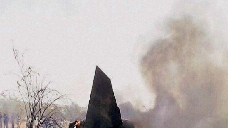 Pakistan: Military Aircraft on Training Flight Crashes in Rawalpindi, 17 Killed