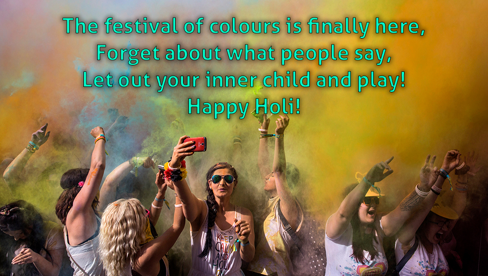 Holi 2018: Here's how you take care of skin, hair during festival
