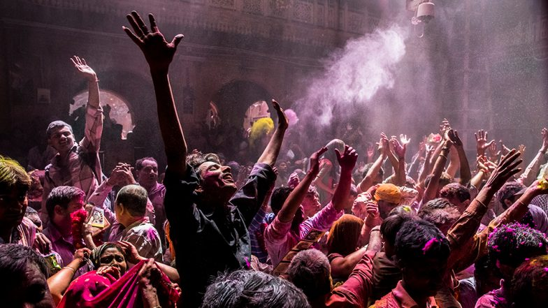 Here's how you can take care of skin, hair during Holi